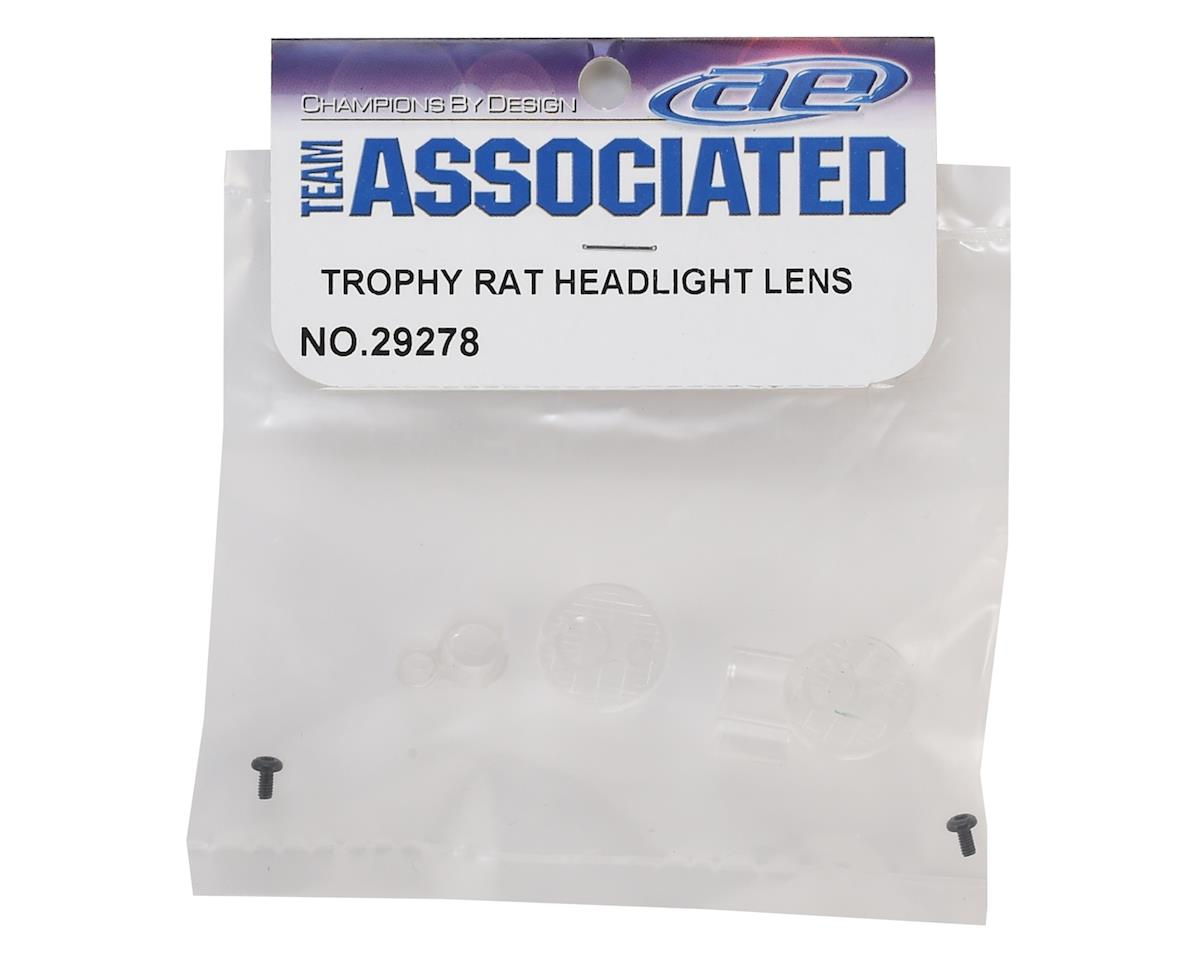 Team Associated Trophy Rat Headlight Lens