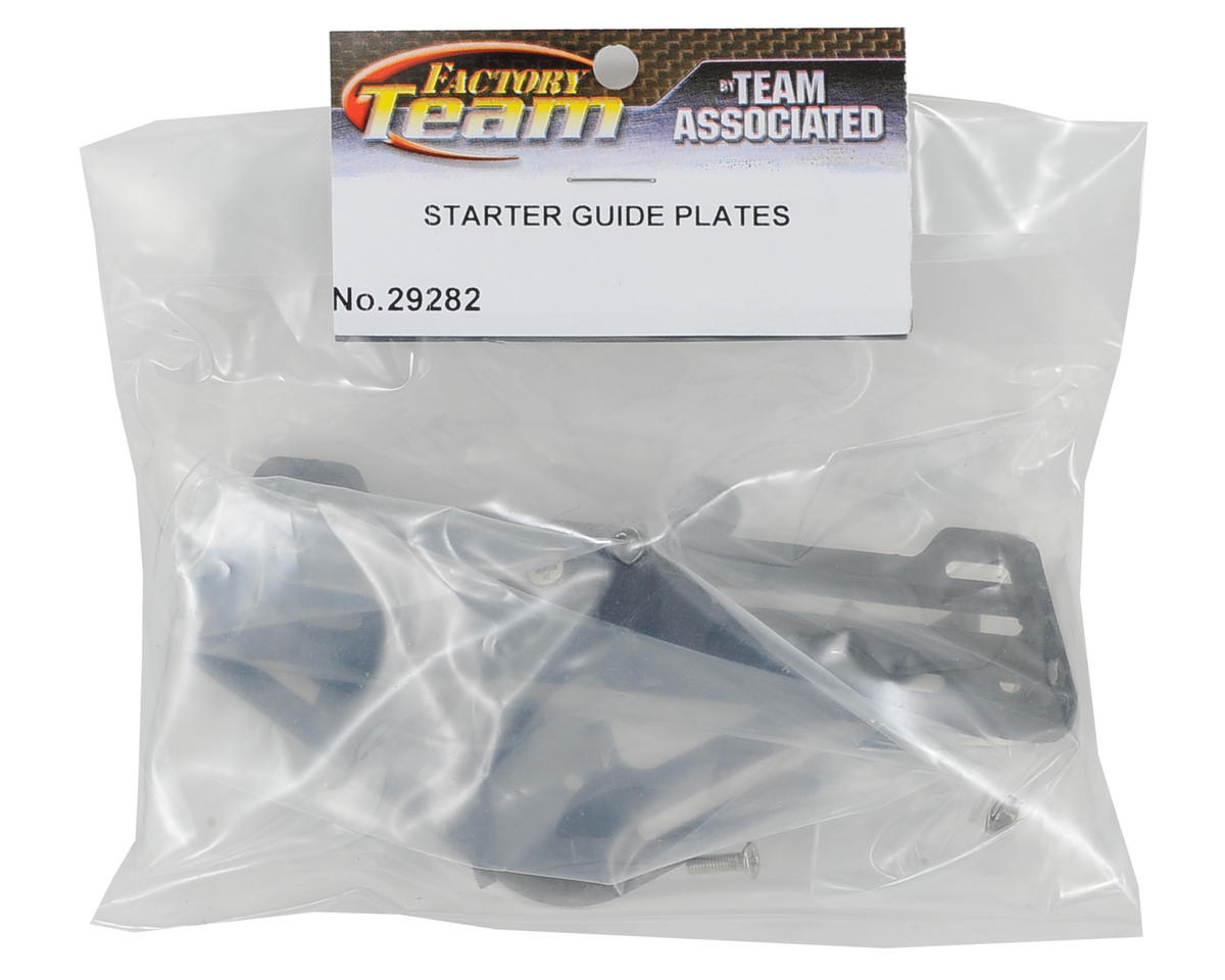 Compact Starter Box Guide Plate Set by Team Associated