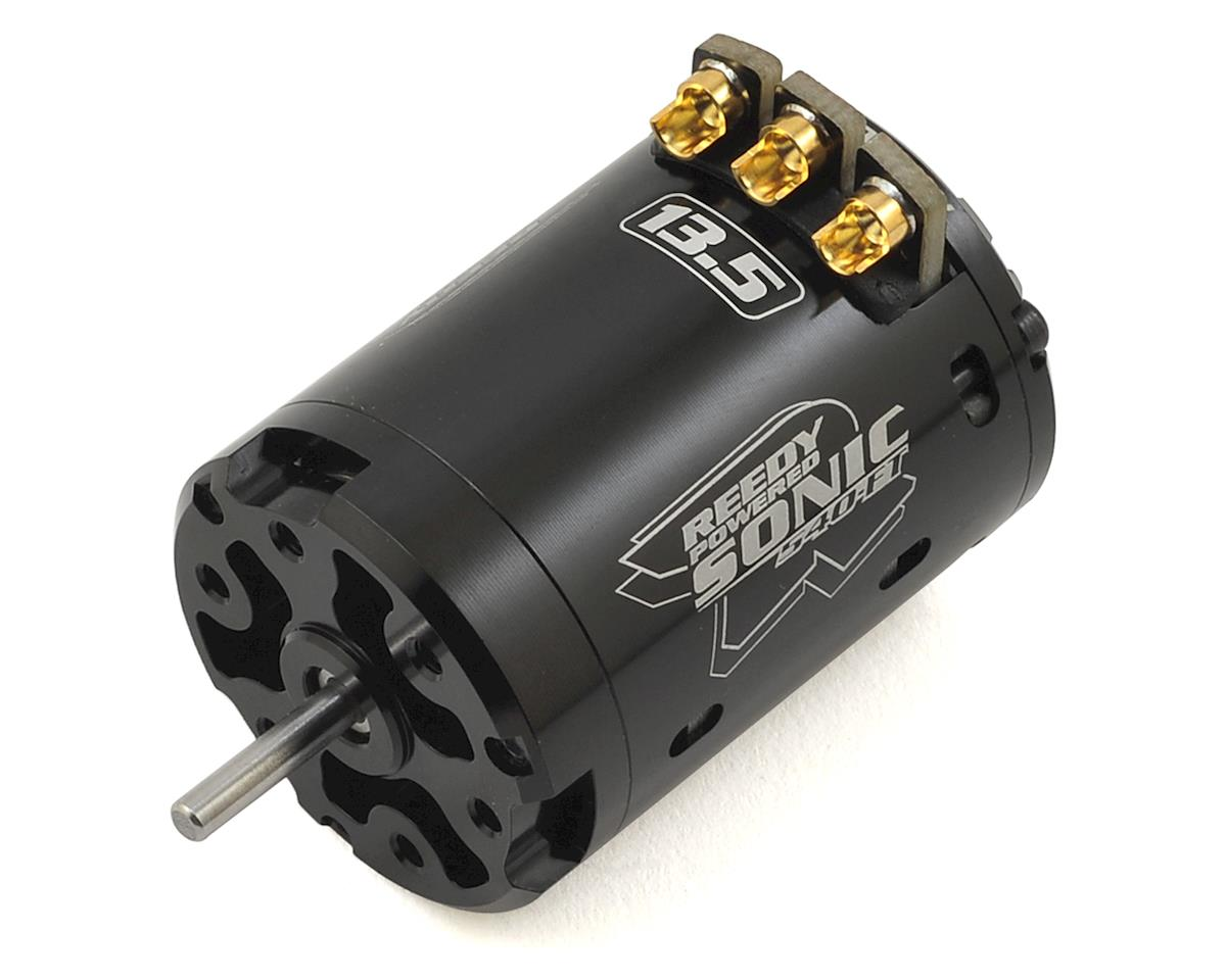 Sonic 540-FT Competition Brushless Motor (Fixed Timing) (13.5T)