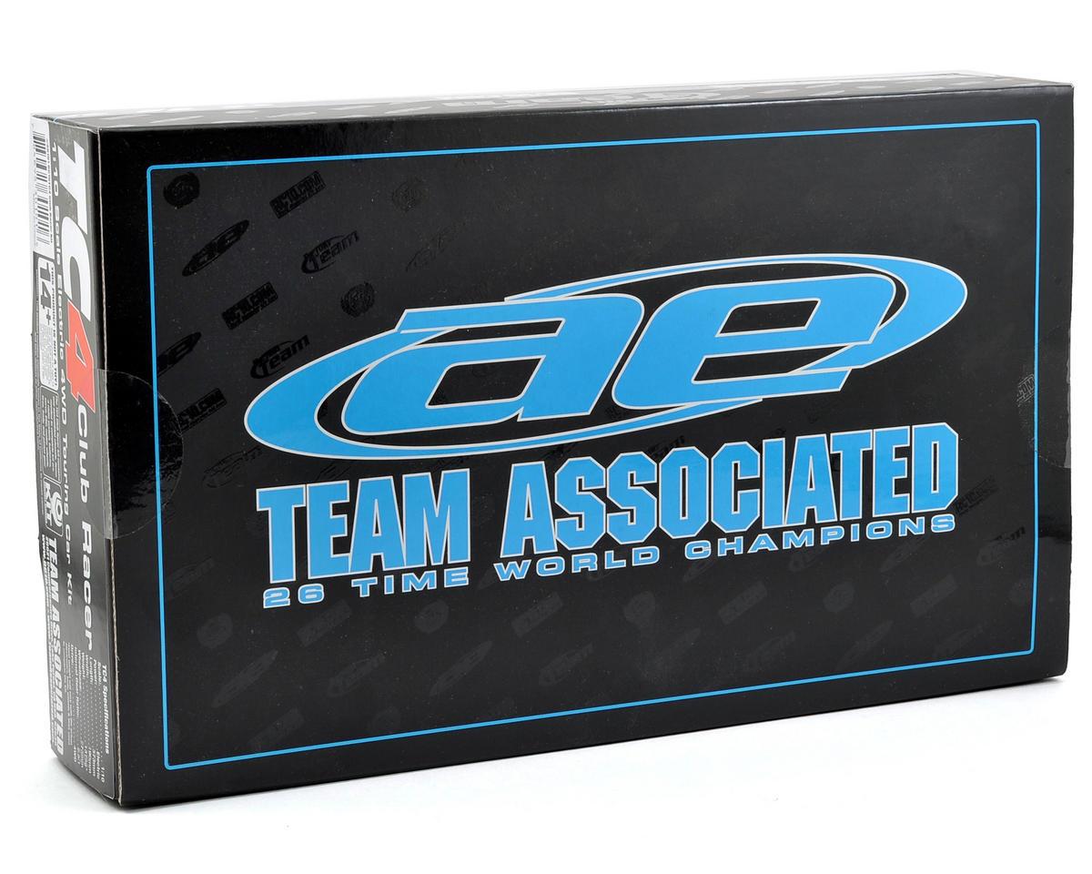"Team Associated TC4 ""Club Racer"" Electric 1/10 Touring Car Kit (Pre-Built)"