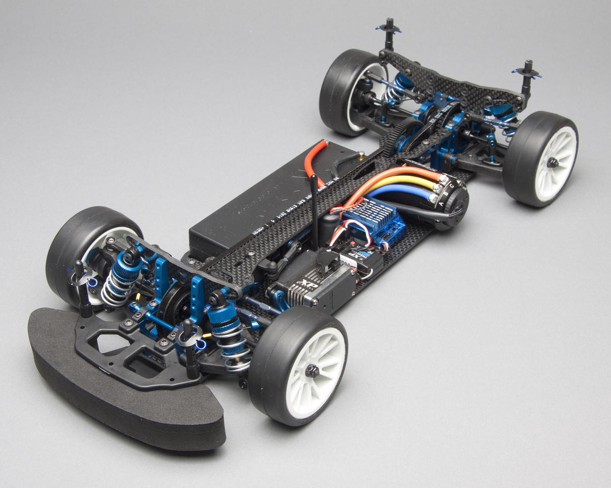 Team Associated TC6.1 Factory Team 1/10 Electric Touring Car Kit