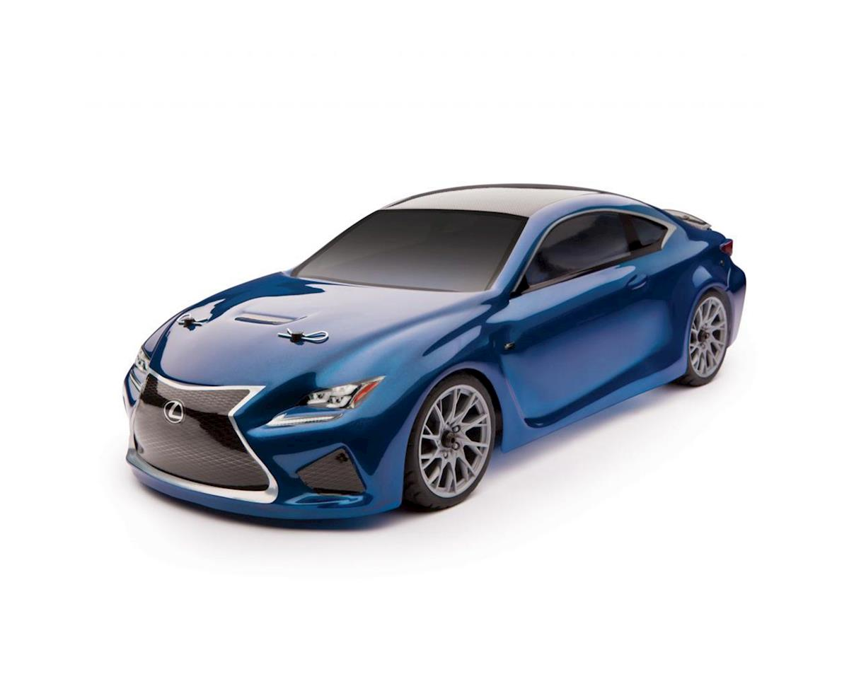 Team Associated APEX Lexus RC F Brushless Ready-To-Run Blue