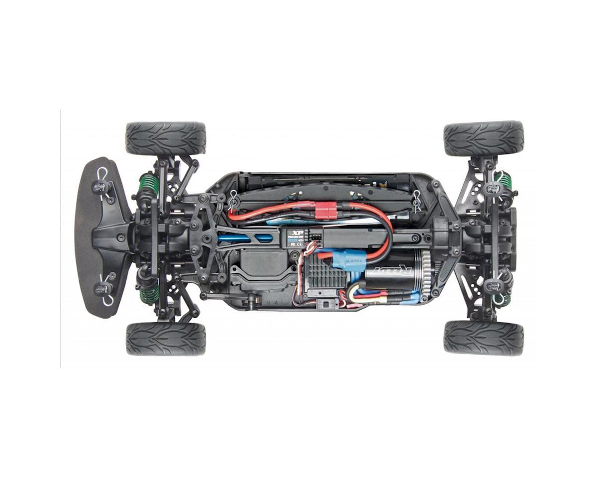 Team Associated APEX Lexus RC F Brushless Ready-To-Run Blue