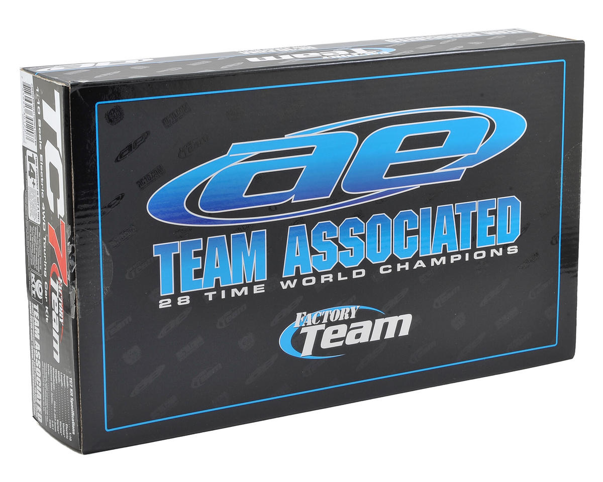 Team Associated RC10 TC7 FT Factory Team On-Road Touring Car Kit