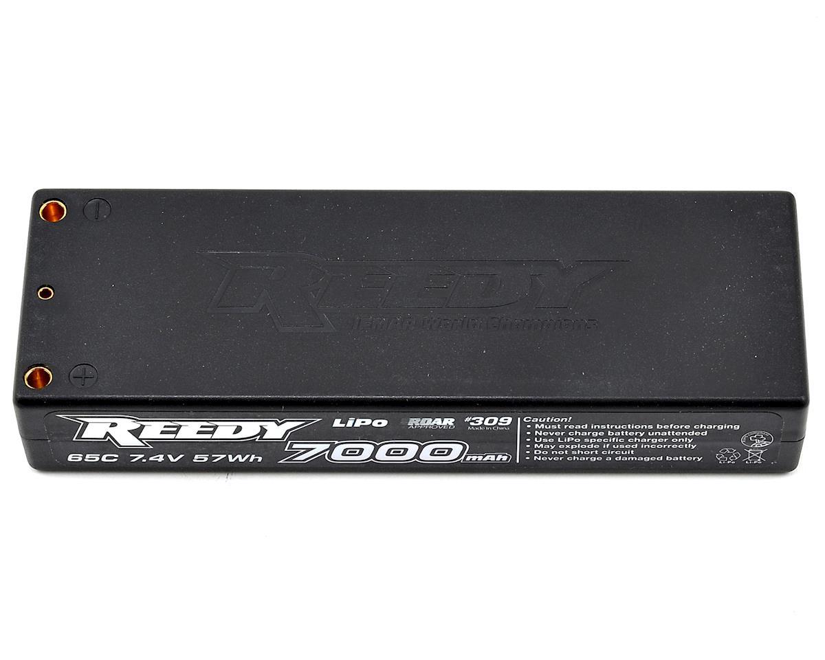 2S Hard Case LiPo Battery Pack 65C (7.4V/7000mAh) by Reedy