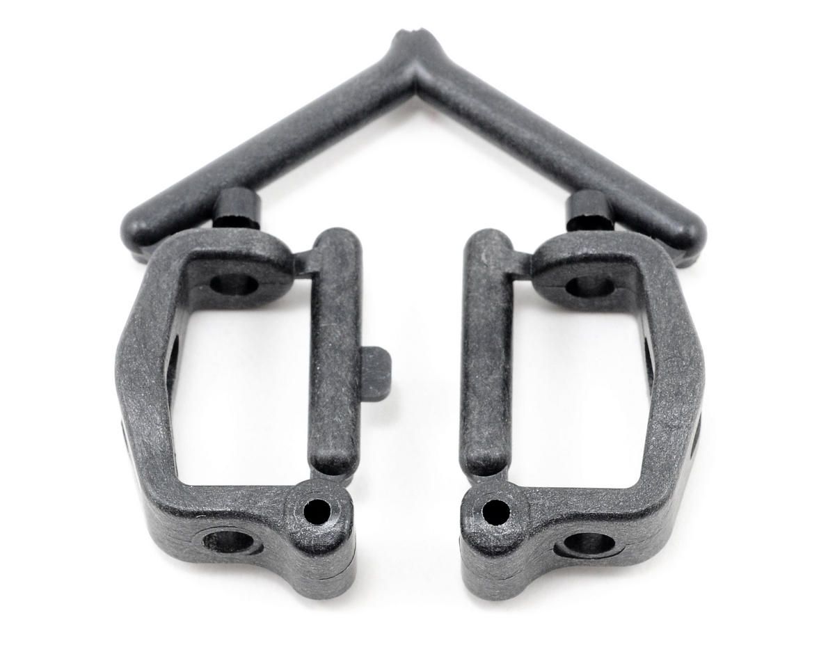 Team Associated TC4 Caster Block Set (O° Degree)