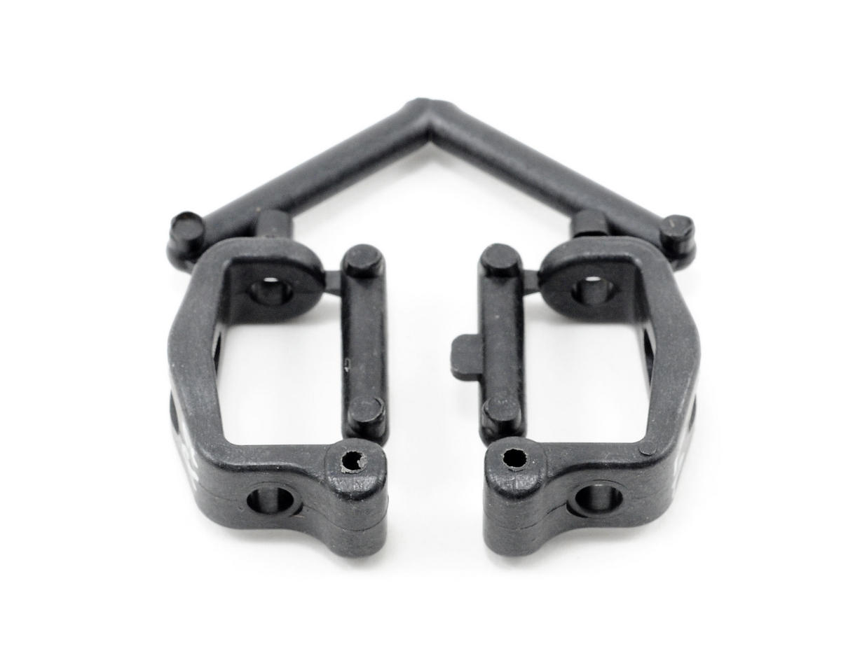 Team Associated Caster Block Set (2° Degree)