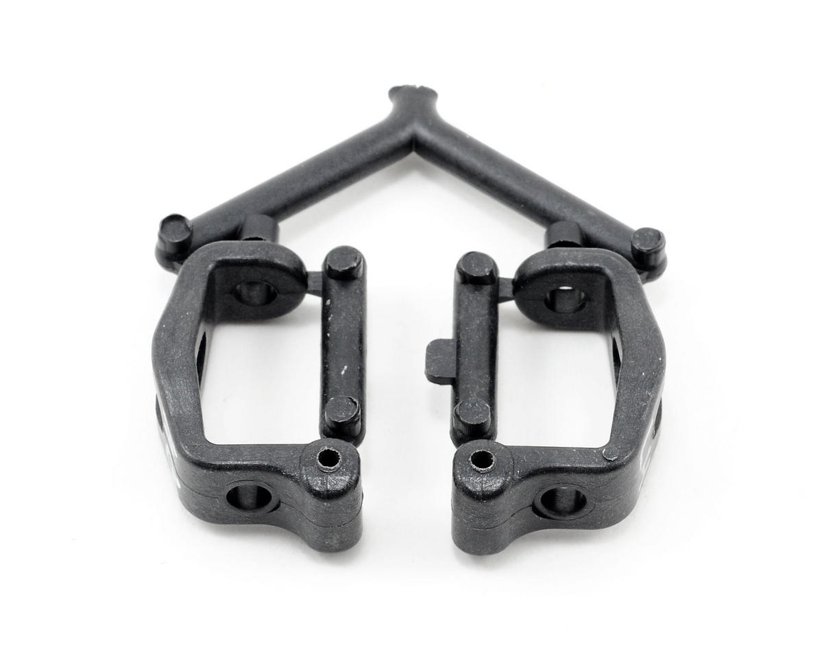 Team Associated TC4 Caster Block Set (4° Degree)