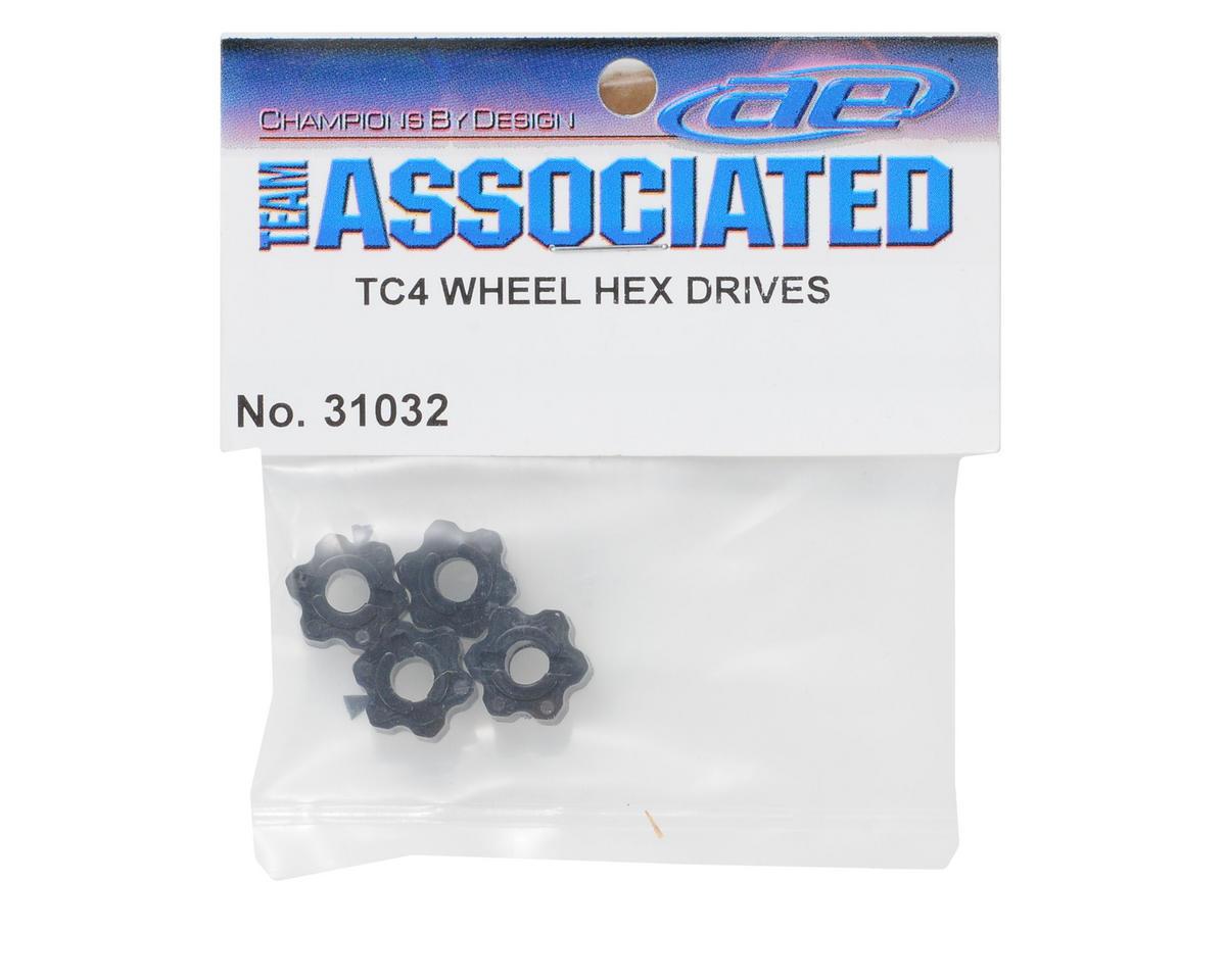 Team Associated Wheel Hex Drive Set