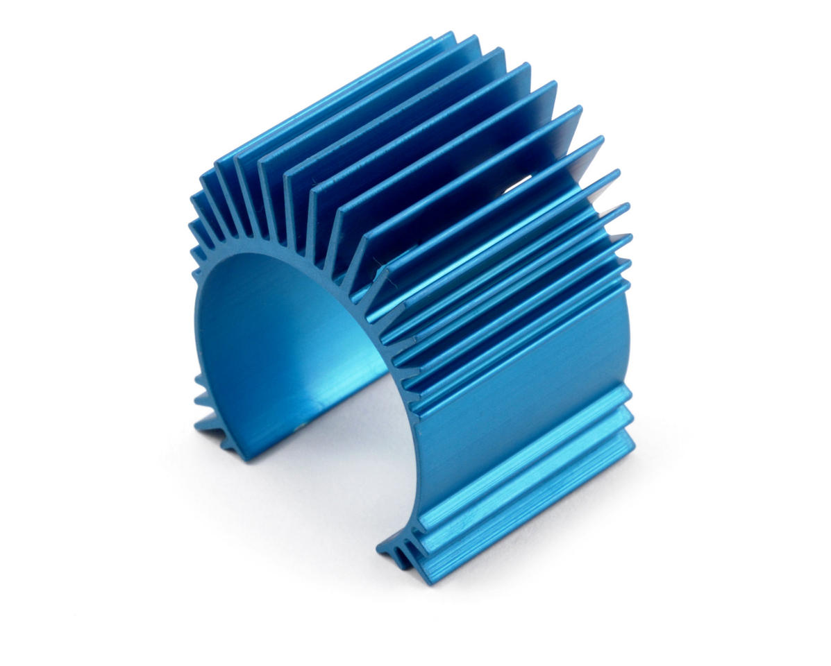 Team Associated Factory Team Motor Heatsink (Blue)