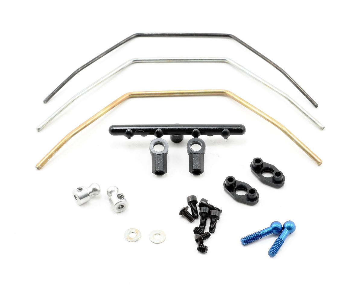 Team Associated Factory Team Anti-Roll Bar Kit