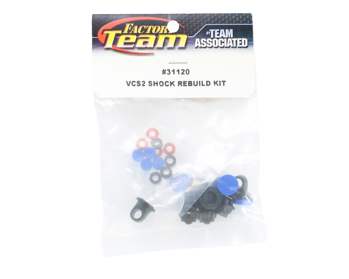 Team Associated VCS2 Shock Rebuild Kit