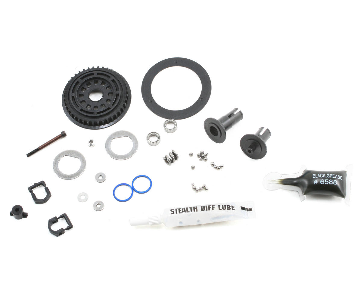 Team Associated Factory Team Plastic Differential Kit