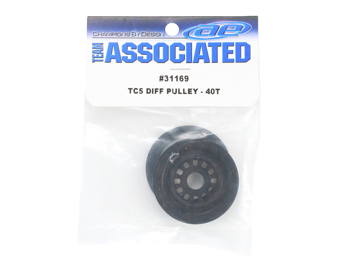 Differential Pulley (40T) by Team Associated