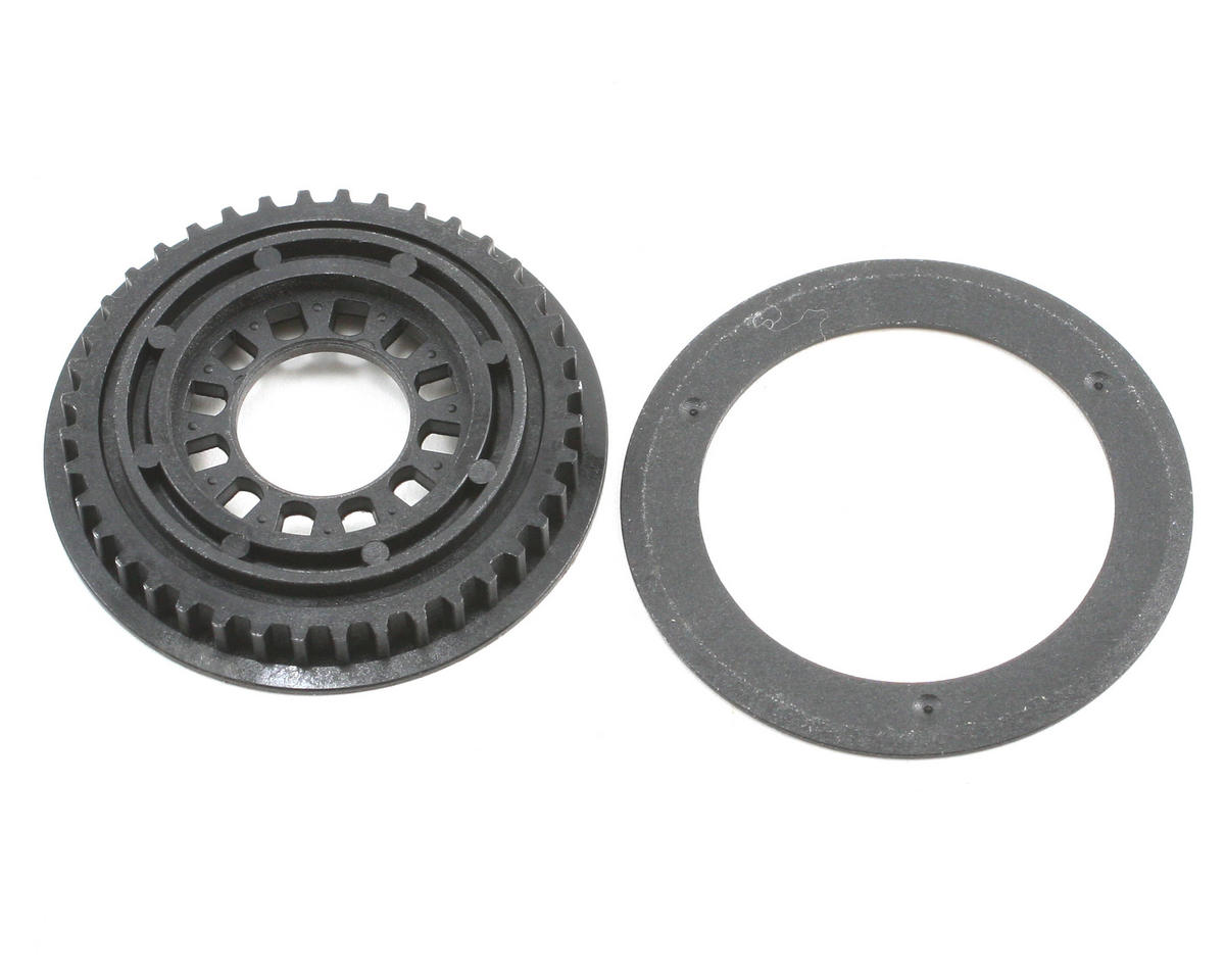 Team Associated TC5 Factory One Way/Spool Pulley