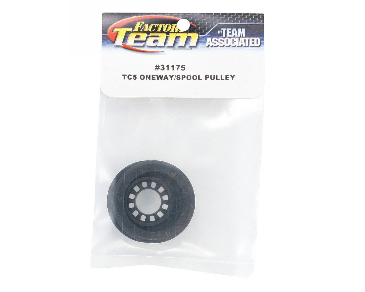 Team Associated Factory Team One Way/Spool Pulley
