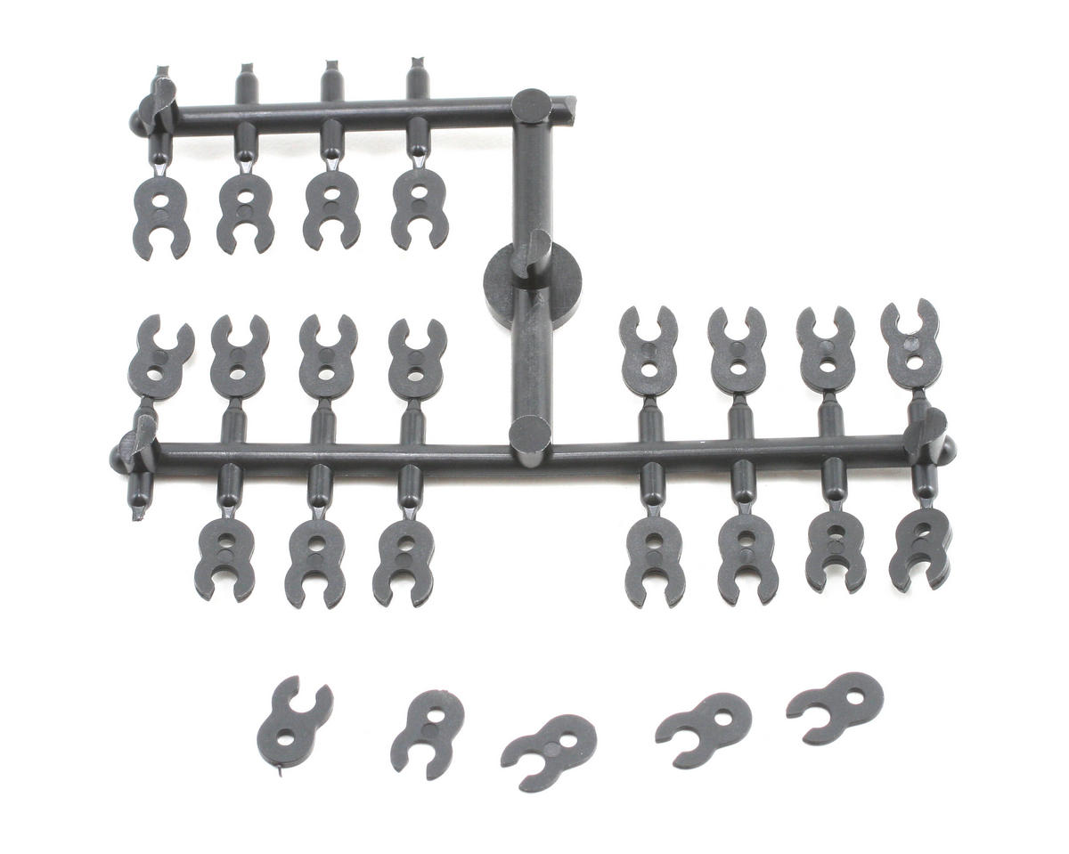 Team Associated Arm Mount Shim Set