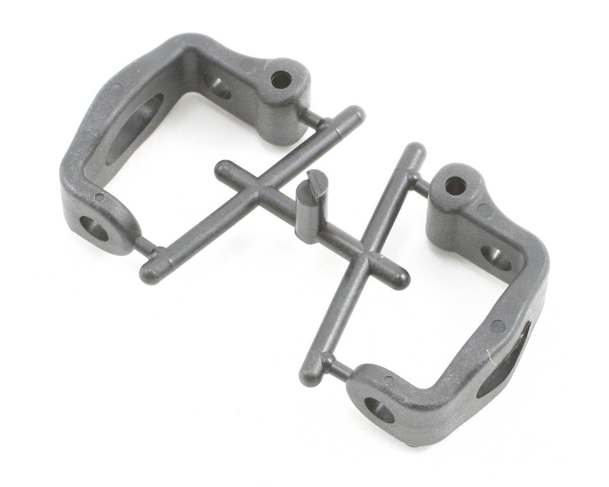 Team Associated Caster Block Set (4°)
