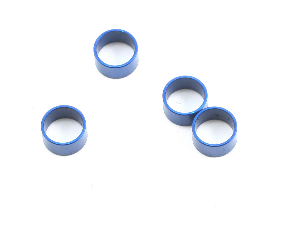Team Associated Axle Crush Tube Set (4)