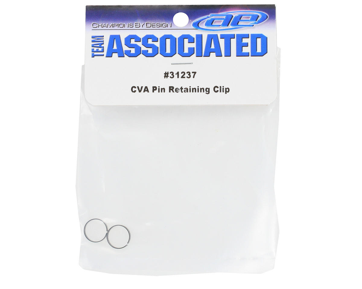 CVA Pin Retaining Clip (2) by Team Associated