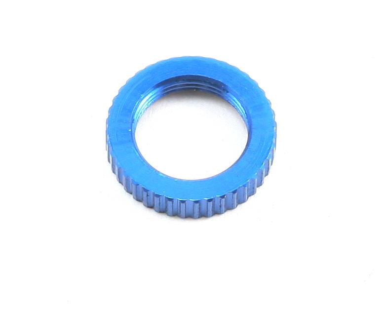 Team Associated Factory Team Servo Saver Nut (Blue)