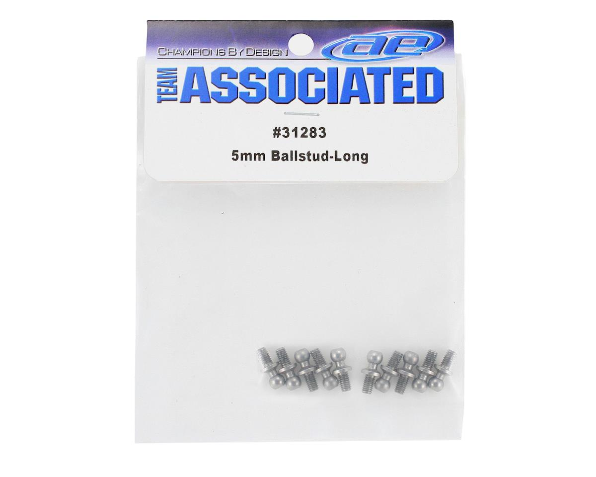 Team Associated 5mm Long Ball Stud (6)