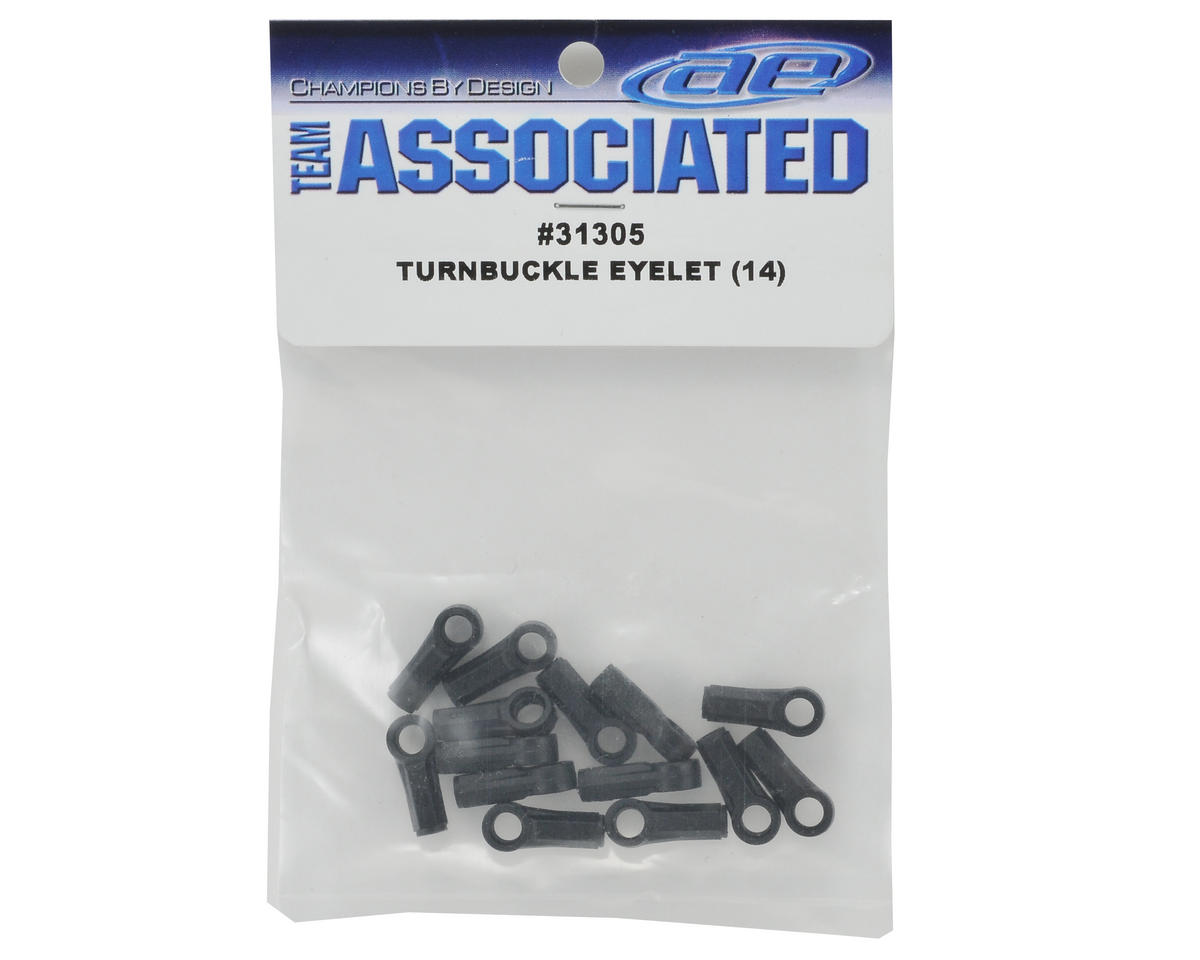 Team Associated Turnbuckle Eyelet Set (14)