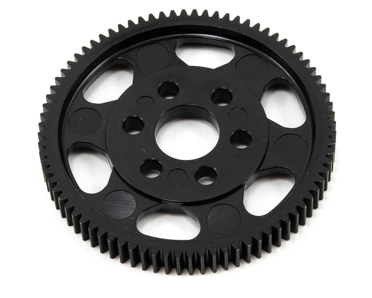 48P Spur Gear (TC6) (80T) by Team Associated