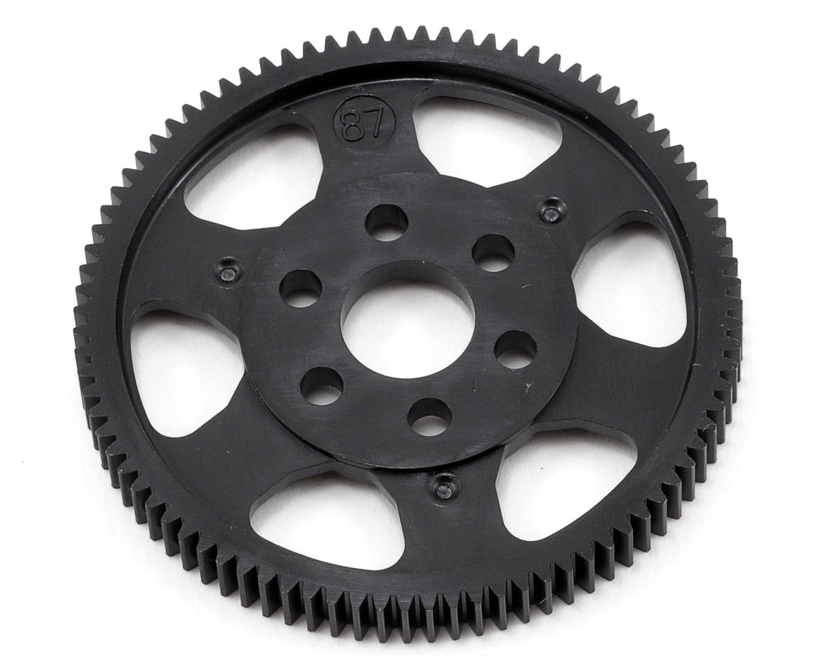 48P Spur Gear (TC6) (87T) by Team Associated