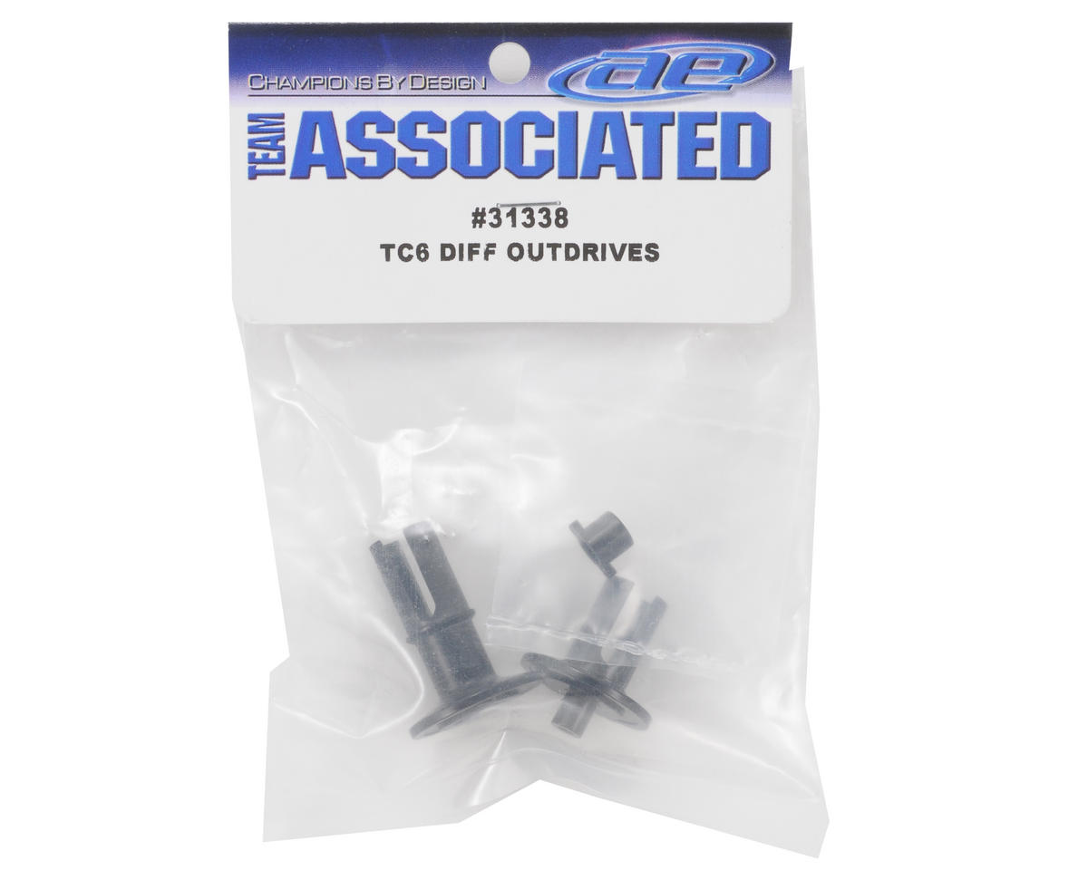 Team Associated Differential Outdrive Set