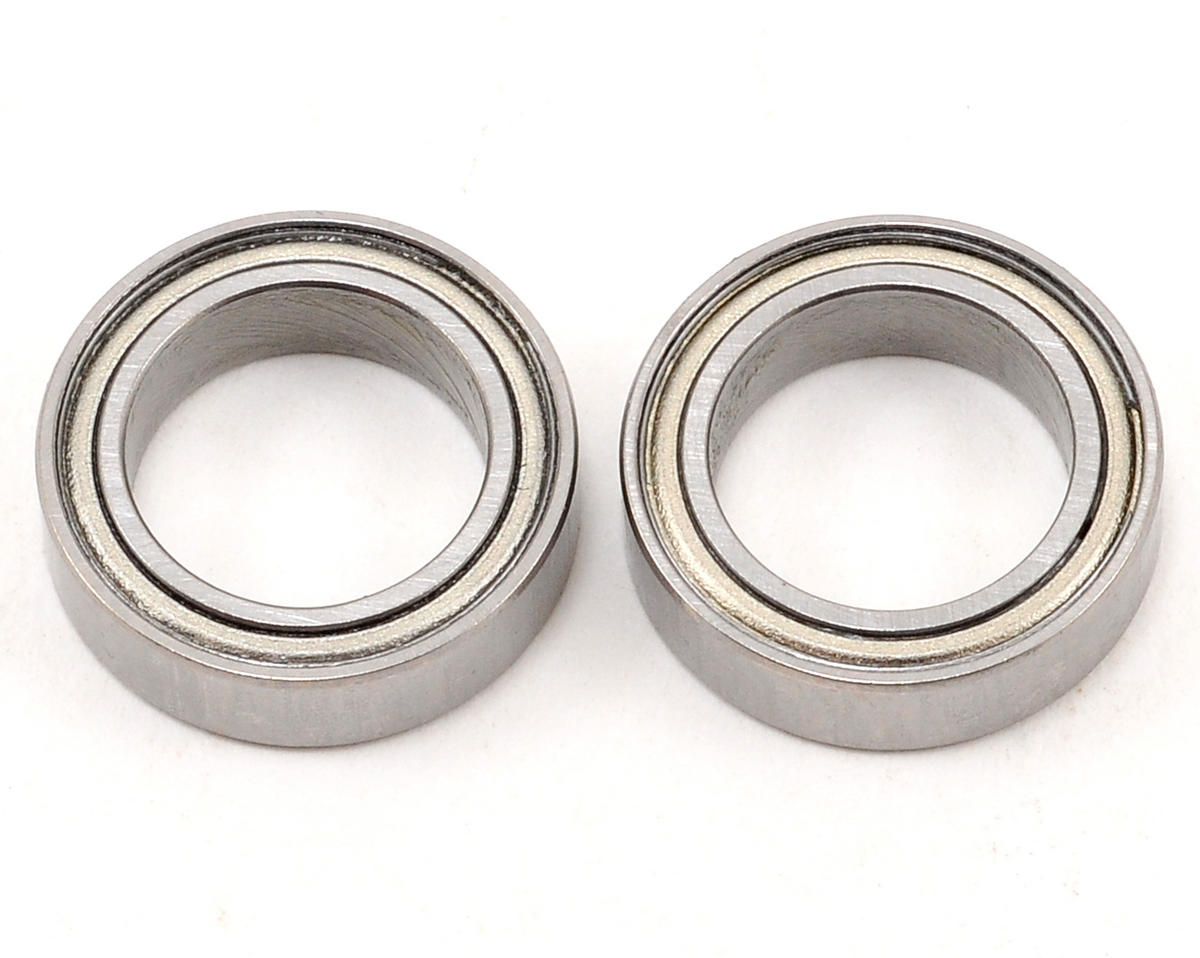 Team Associated TC6.1 Factory 10x15x4mm Ceramic Bearing (2)