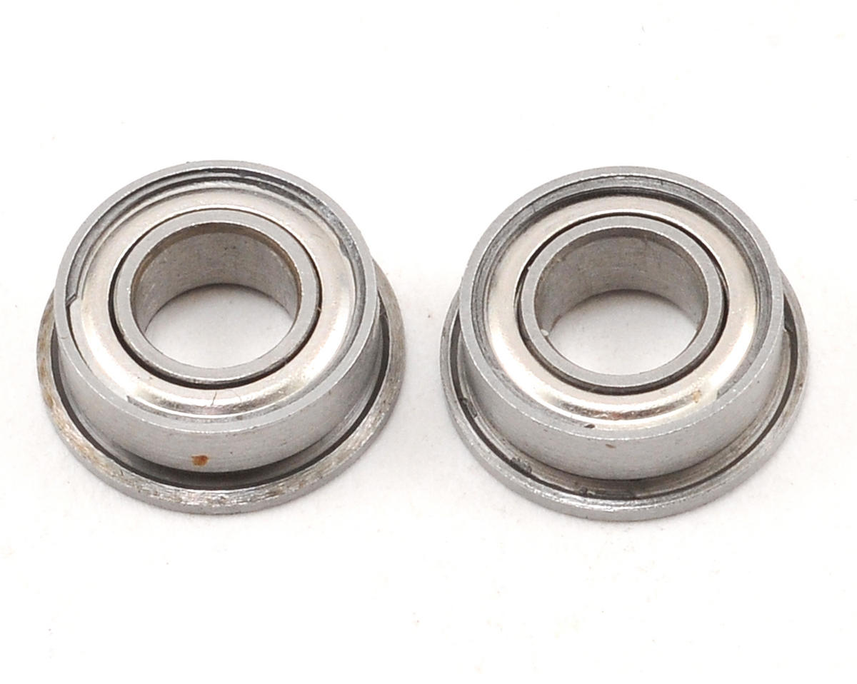 Team Associated Factory Team 4x8x3mm Flanged Ceramic Bearing (2)