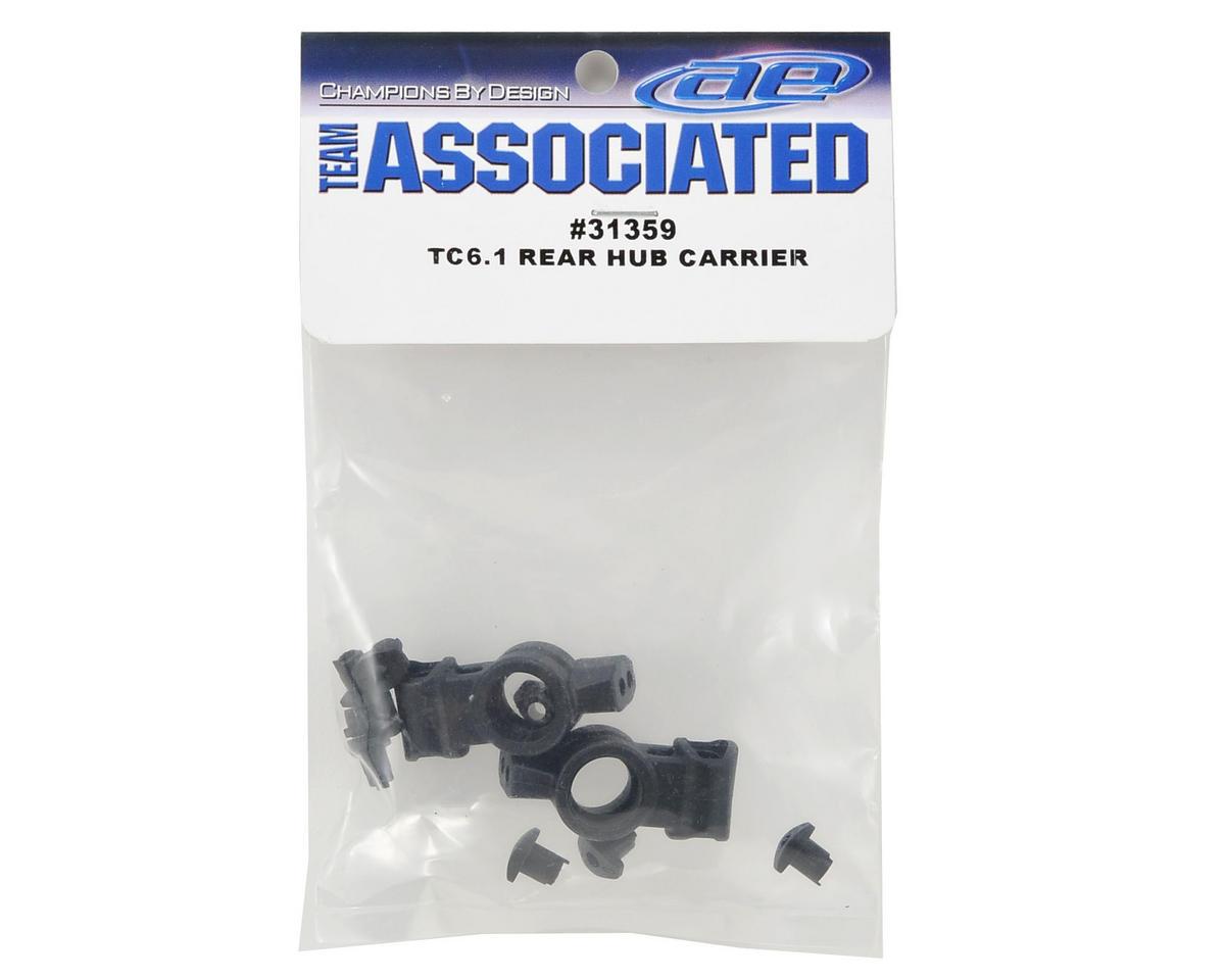 Team Associated Rear Hub Set