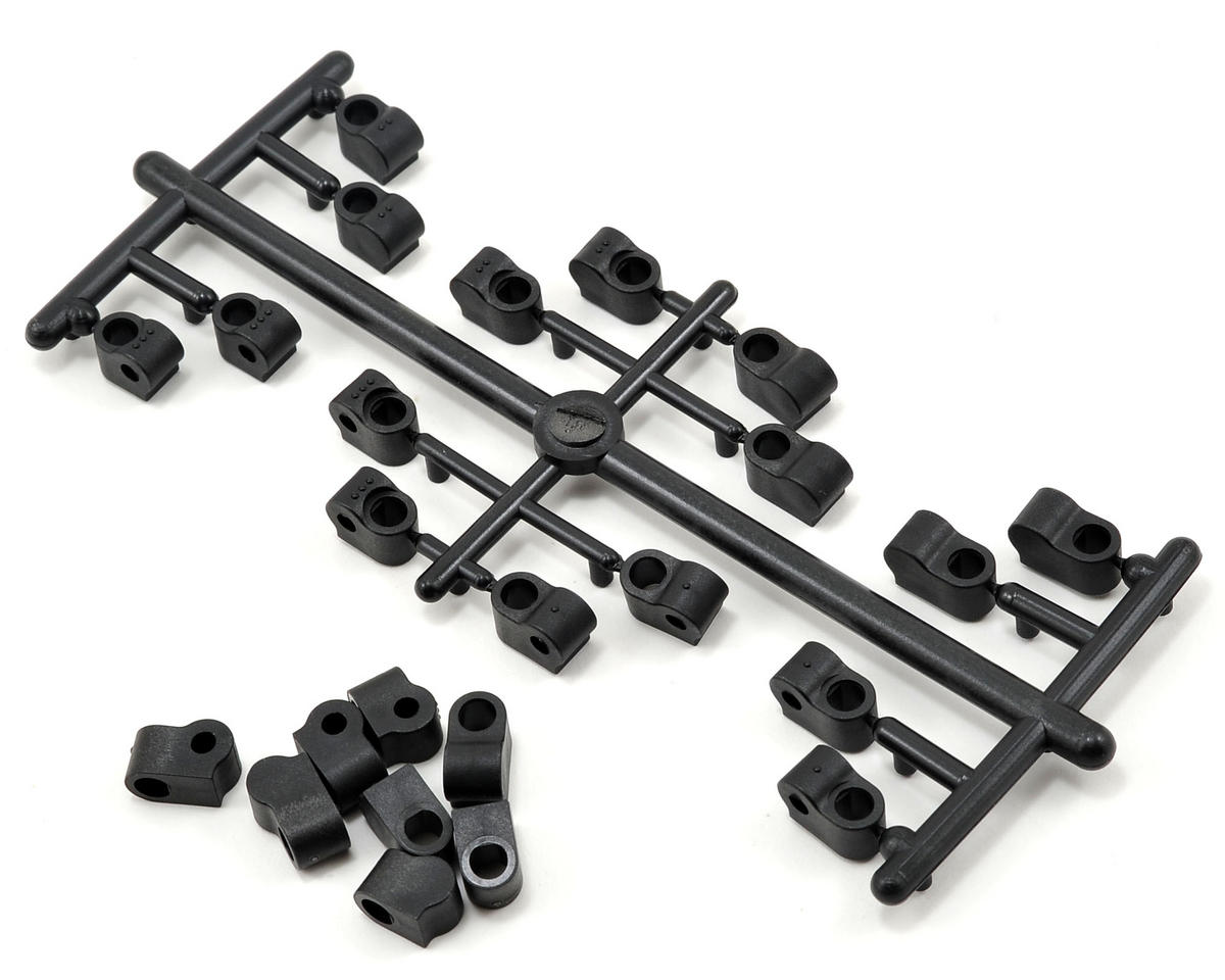 Team Associated Offset Arm Mount Set