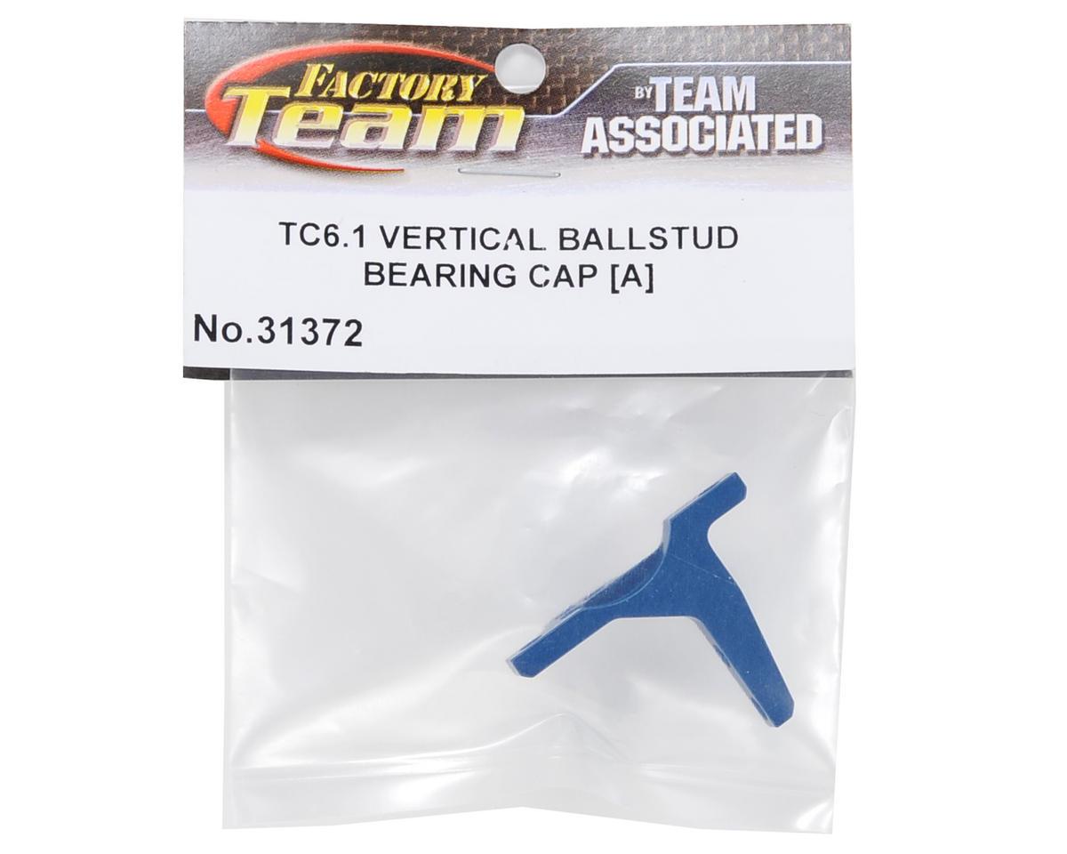Team Associated Factory Team Vertical Ballstud Bearing Cap (A)
