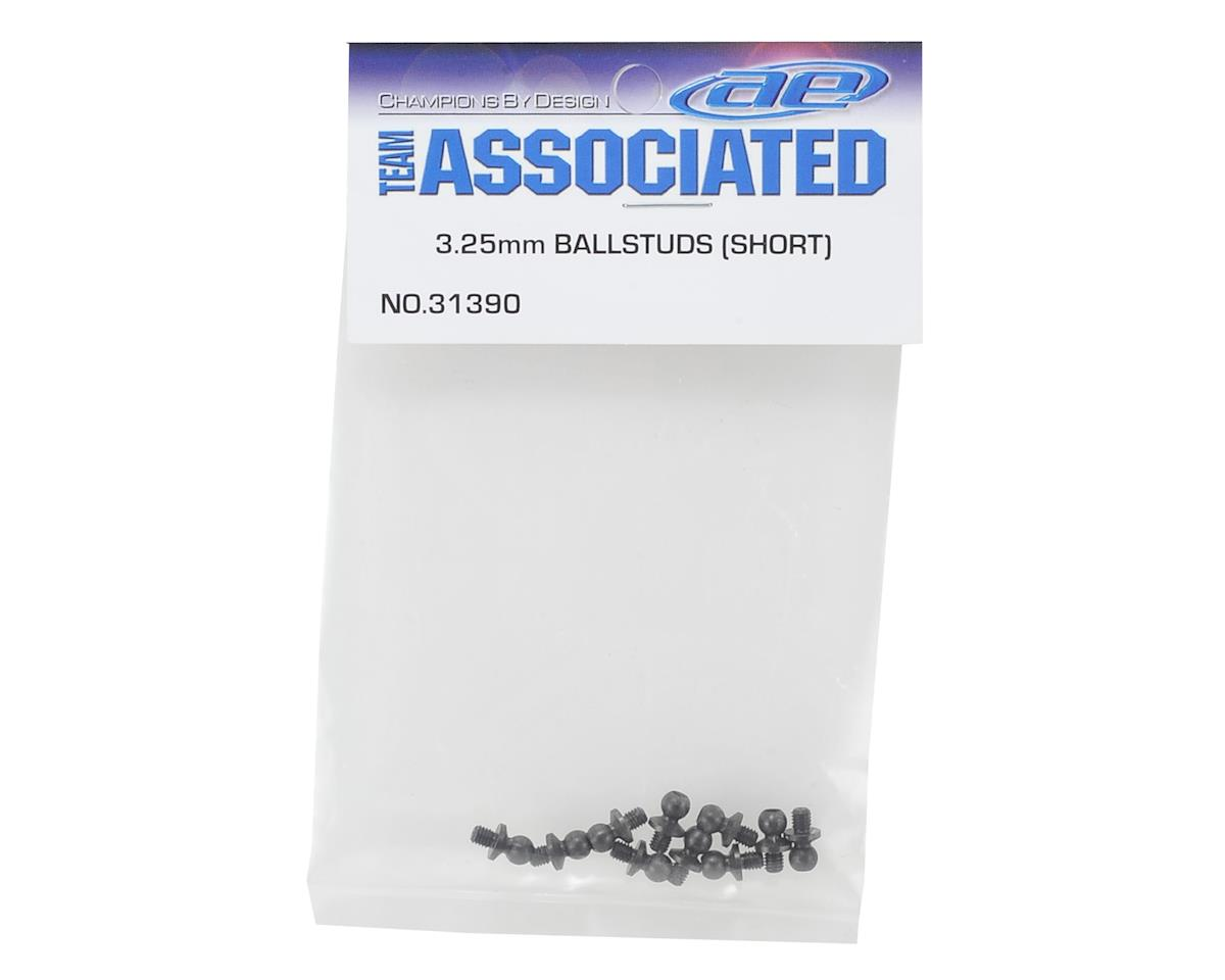 Team Associated 3.25mm Ballstuds (Short) (10)