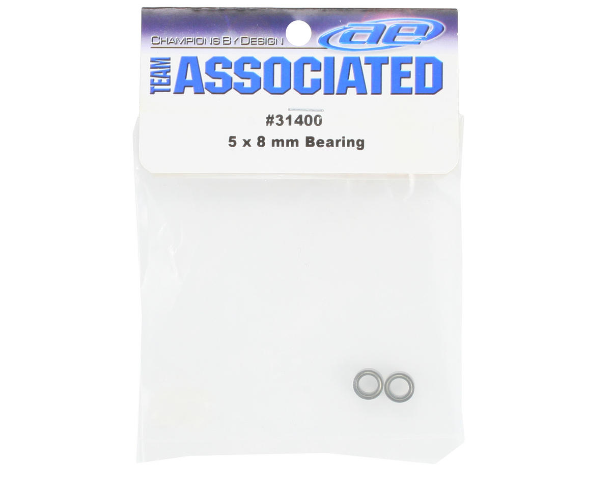 Image 2 for Team Associated 5x8mm Ball Bearing (2)