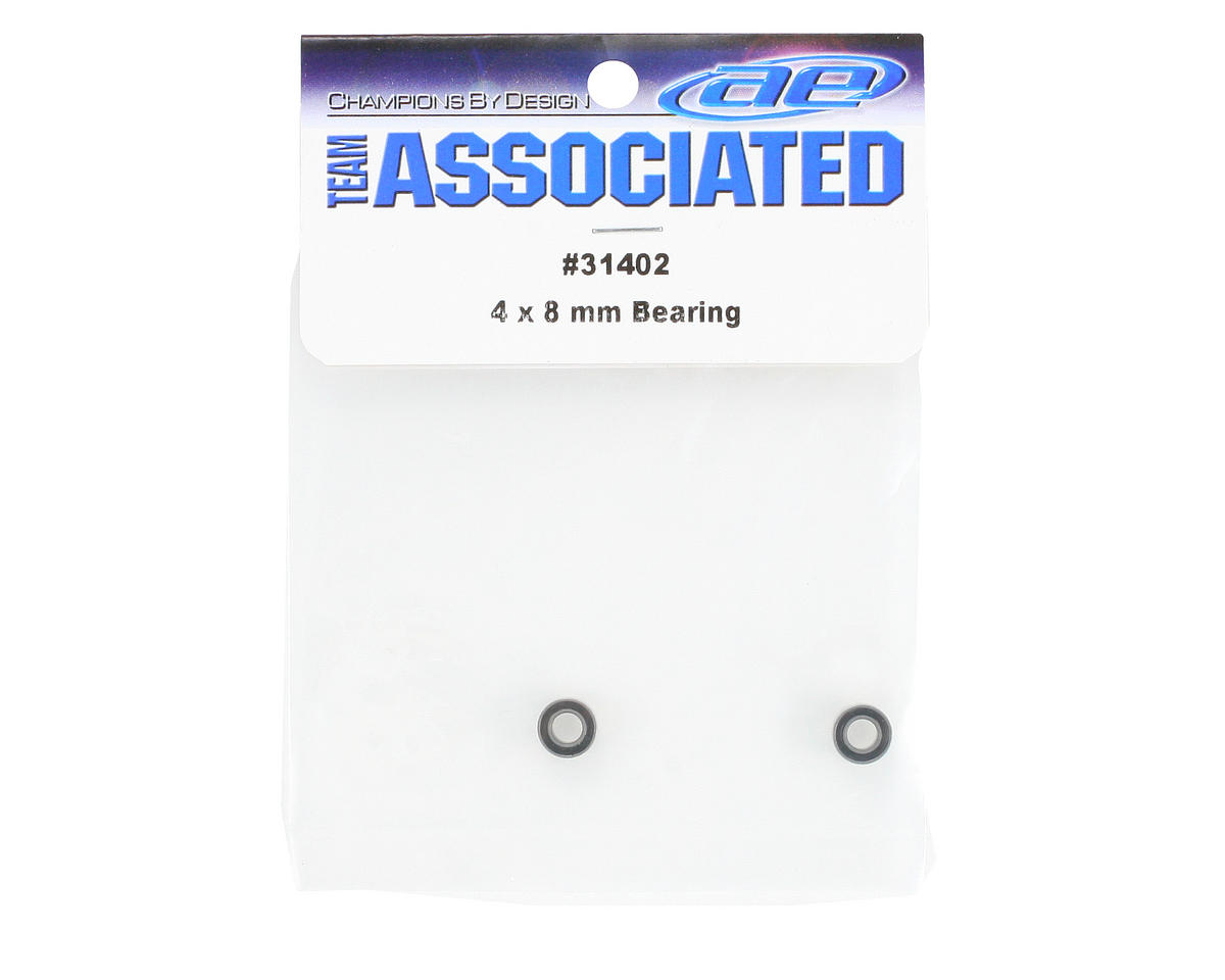 Team Associated 4x8mm Bearing (TC5)