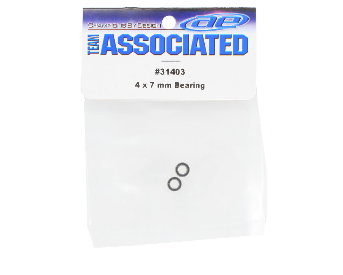Team Associated 4x7mm Ball Bearing (2)