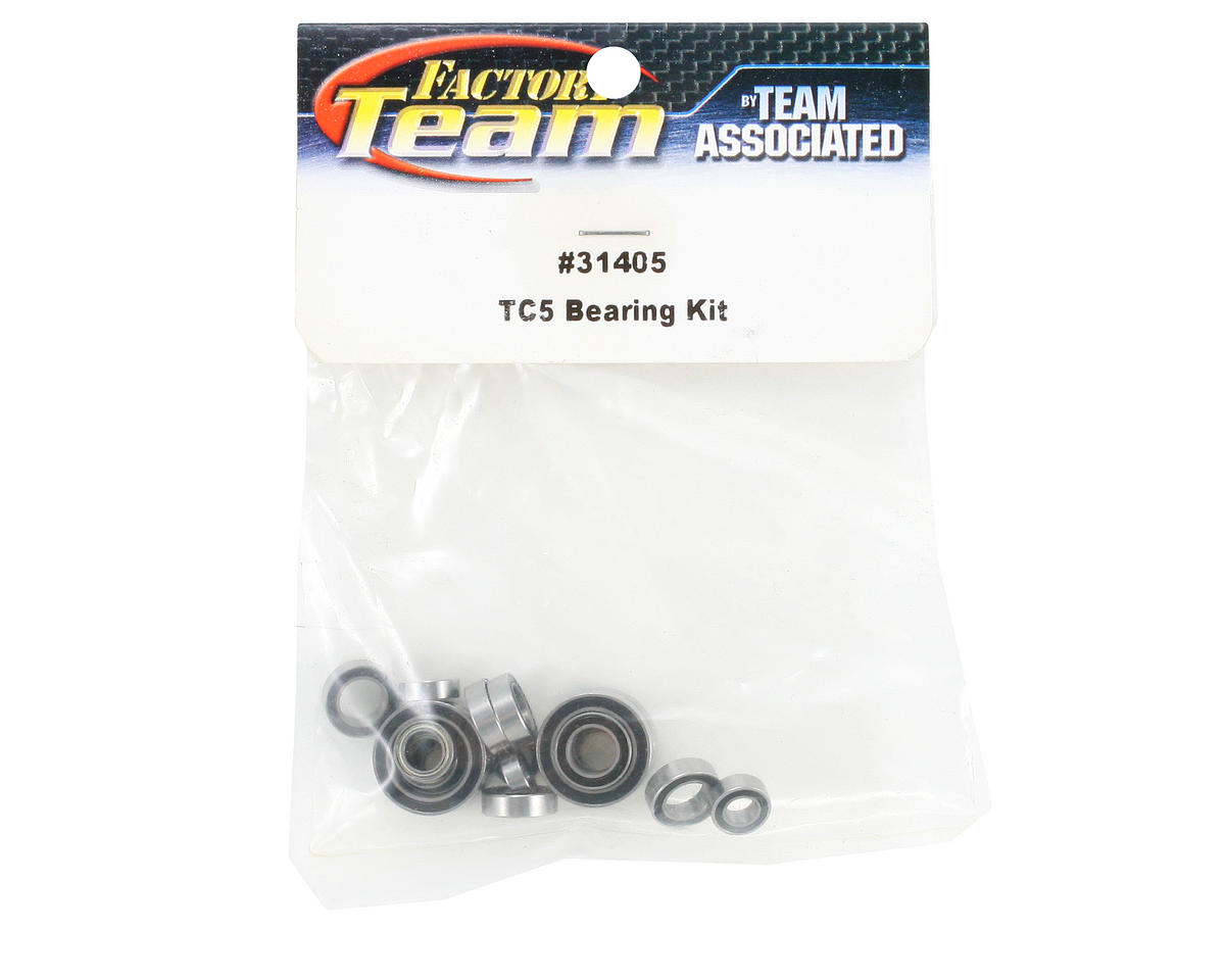 Team Associated Bearing Kit (TC5)