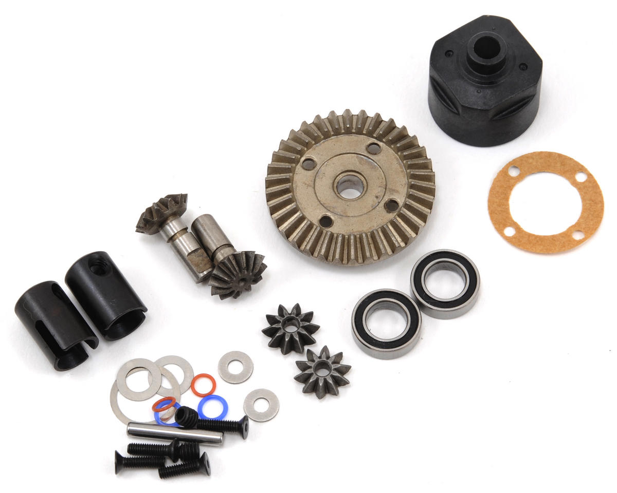 Team Associated APEX Complete Differential