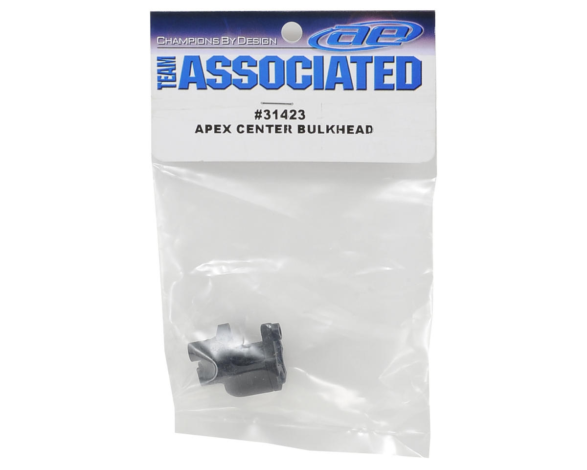 Team Associated APEX Center Bulkhead