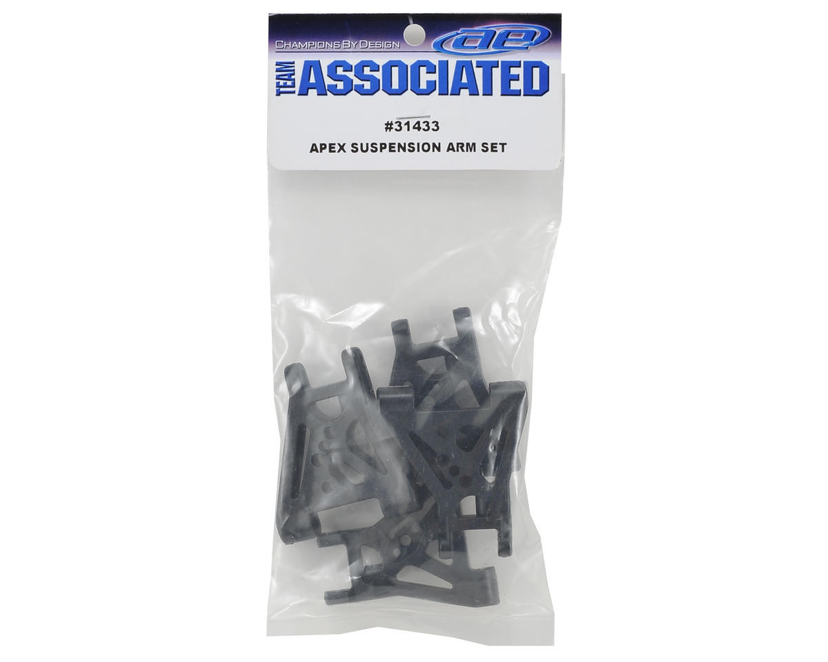 Team Associated APEX Suspension Arm Set (4)