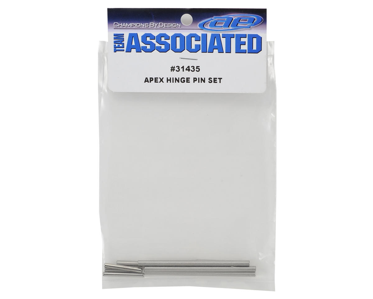 Team Associated APEX Hinge Pin Set