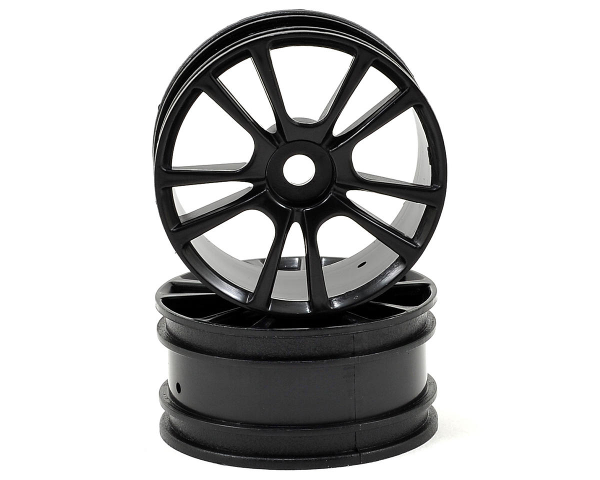 Team Associated 10-Spoke Wheel (Black)