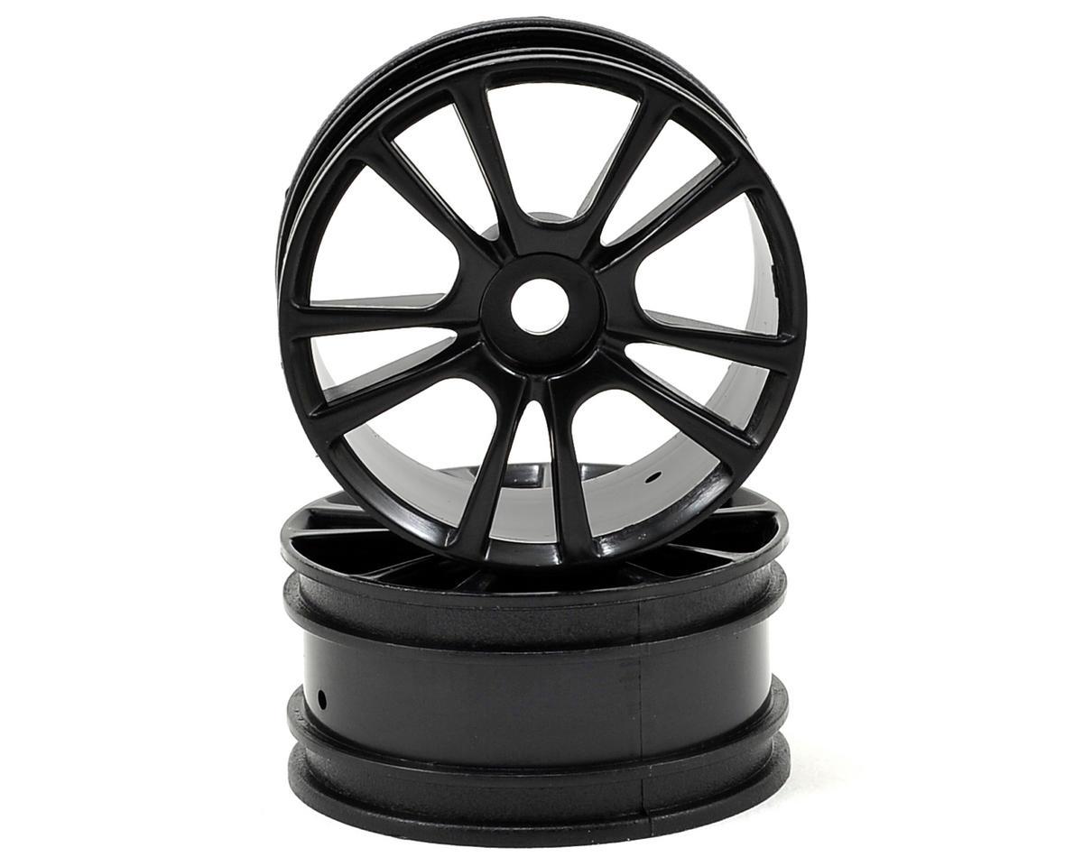 Team Associated 10-Spoke Wheel (Black)