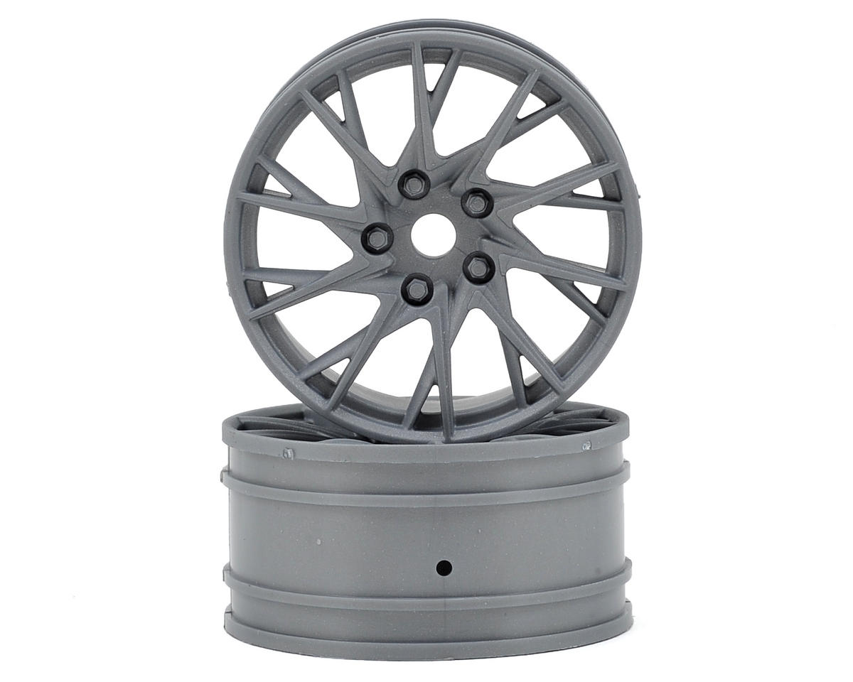 Team Associated Lexus RC F Wheel (Gray) (2)