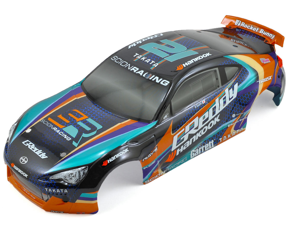 Team Associated Pre-Painted Scion FR-S Body