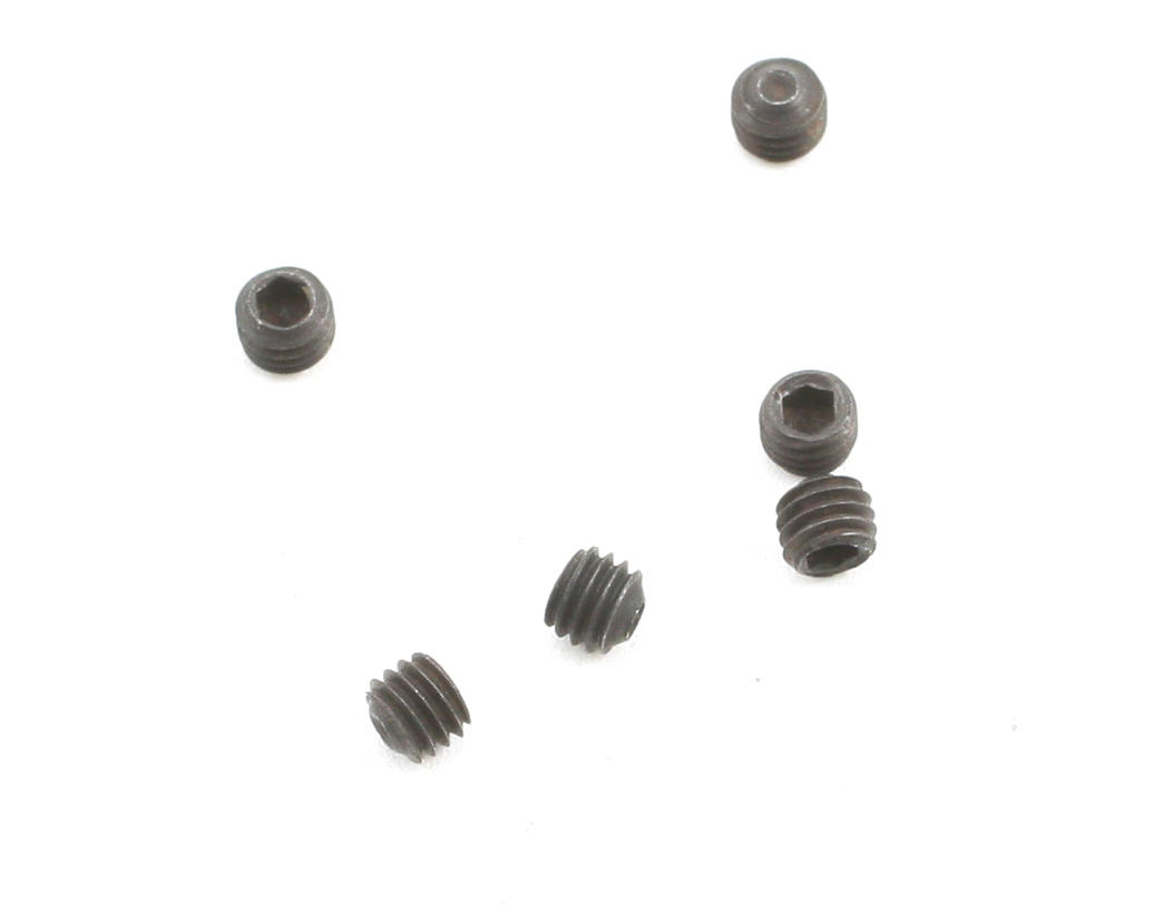 Team Associated RC10 R5 3x0.5x2.5mm Set Screw (6)