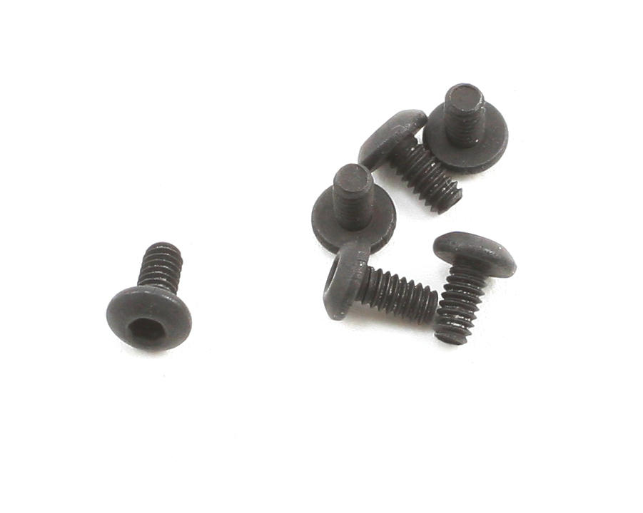 Team Associated TC5 2x0.4x4mm Button Head Screw (6)